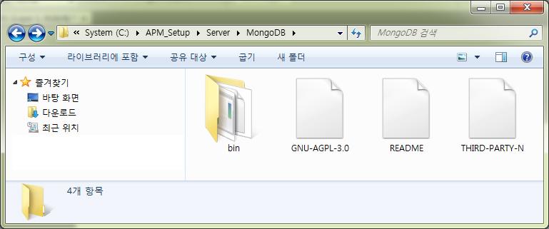 MongoDB Directory